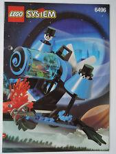 LEGO Bauanleitung / Instruction System 6496