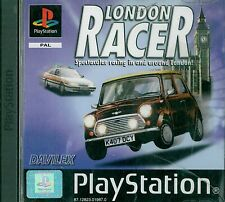 London Racer Sony Playstation 1 PS1 3+ Racing Game
