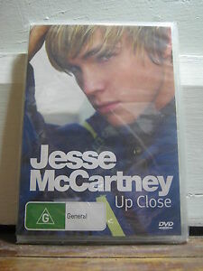 Jesse McCartney - Up Close - Brand New & Sealed - Music DVD