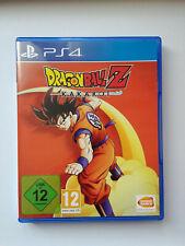 Jeu PS4 Dragon Ball Z Kakarot DBZ Jeux video Game Goku
