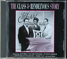 THE CLASS & RENDEZ VOUS STORY   CD