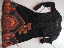 DESIGUAL abito donna vestito ORIGINALE usato poco 100% cotone tg.L ottime condiz