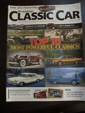 Hemmings Classic Car Magazine April 2012 Top 10 Most Powerful Classics (FF)