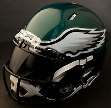 PHILADELPHIA EAGLES NFL Authentic GAMEDAY Football Helmet w/ OAKLEY Eye Shield