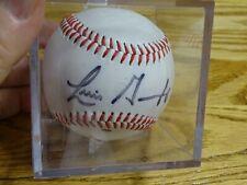 New ListingLuis Gonzalez Autographed Baseball (Mlb Authentication)