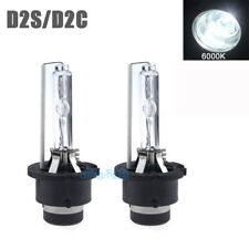 AC 2Pcs D2S HID Xenon OEM Bulbs 6000K White Fit BMW E46 3 Series 325i 330i AM