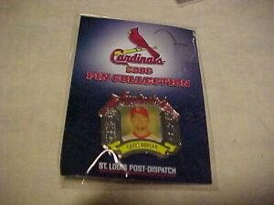 WS 2006 St Louis Cardinals Pin Collection P-- #16 Chris Duncan