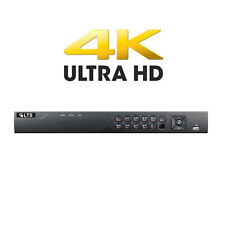 LTN8716K-P16 16CH 4K HD 160MB Bandwidth up to 8MP IP 16 Built-in PoE NVR NO HDD