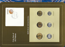 Coin Sets of All Nations Slovenia 1992 -1993 UNC 1 Tolar & 20 Stotinov 1992