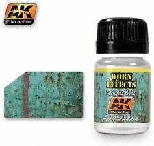 AK Interactive 088 Worn Effects Chipping Fluid 10ML Acrylic Hobby Paint Bottle
