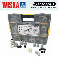 Wiska Amendment 3 Cable glands Kit Cable entry Inserts Meter Tails Glands box