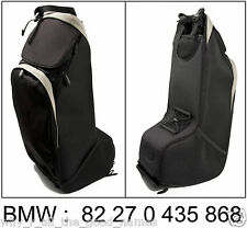 Genuine BMW Part Rear Seat Storage Bag Rucksack Back Pack 82270435868 Accessory