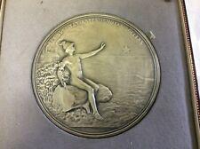 Médaille St générale Belgique1922 devress Maatschappij van België medal (m.7)(8)