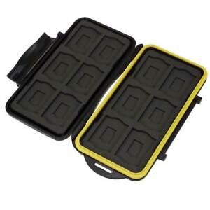 SD12 Speicherkartenbox für je 12 SD / oder microSD Karten