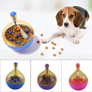 Funly IQ Treat Ball Interactive Food Dispensing Toy Pet Dog Puppy Food  Toys
