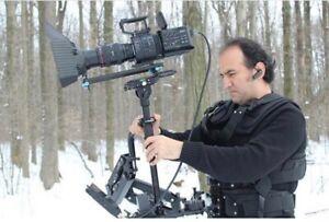camera stabilizer vest (full package)