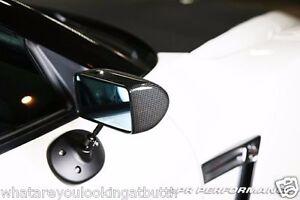 APR Performance Formula GT3 Carbon Fiber Mirrors for Nissan GT-R 09+ R35