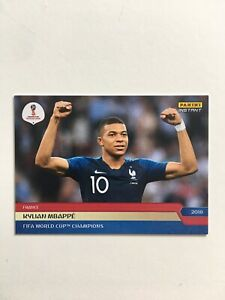 Kylian Mbappe - 2018 Panini Instant World Cup Rookie  /495 #292 - MINT ✅