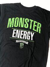 Monster Energy T-Shirt - Dark Gray Size Medium - Brand New In Bag