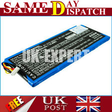 2000mAh / 7.2V DC Battery For Crestron TPMC-8X, TPMC-8X WiFi, 6502269
