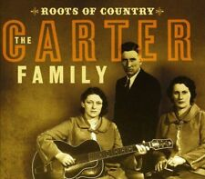 The Carter Family - Roots Of Country [Best Of / Greatest Hits] 2CD NEW/SEALED