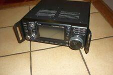1 Satz Seitenteile Gewinkelt für ICOM IC-7300 + IC-9700 mit Schrauben << TOP !!