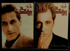 The Godfather Part Ii and Part Iii (2 Dvd's)Remastered*New/Se aled,Fast/Free Ship
