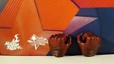 1/6 Hot Toys MMS174 Avengers Captain America pair of open fisted  hands only!