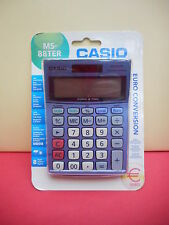 CALCULATRICE CASIO MS-688TER (conversion en euros) - article NEUF