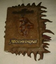 HARRY POTTER THE MONSTER BOOK OF MONSTERS TOMY SECRET CHEST BOX SAFE INTERACTIVE