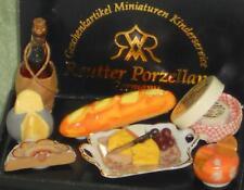 Käse-Platte (Petit Paris), Reutter-Miniatur, 1:12