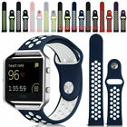 For Fitbit Blaze Silicone Replacement Wristband Sport Wrist Strap Watch Band USA