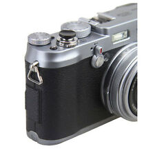JJC SRB-C11BK Black Metal Release button finger touch Fuji X100 X100T X30  X-T1