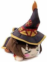 Konosuba Kuttari Nesoberi Anime Small Plush Doll Kazuma's Party~ Megumin SG3613
