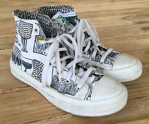 Converse Marimekko All Star High Top Sneakers Women 6