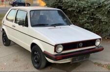 Volkswagen Golf 1 1.6 Diesel Bj 1983 Oldtimer