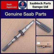 Véritable saab 9000 Input shaft - 8747933 1995-1998 g / box no m65653 -