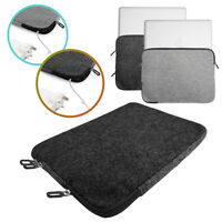 Felt Sleeve Cover Bag with EASY CHARGE ACCESS CORNER for Apple MacBook PRO / AIR