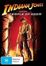 Indiana Jones And The Temple Of Doom (1984) - NEW DVD - Region 4