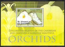 St. Vincent 2007 ORCHIDS/Plants/Nature 1v m/s (n17325)