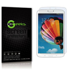 "CitiGeeks® Samsung Galaxy Tab 3 8"" Screen Protector Clear HD T310 Skin [6-Pack]"
