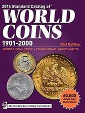 2014 Standard Catalog of World Coins - 1901-2000 (Paperback 2013)