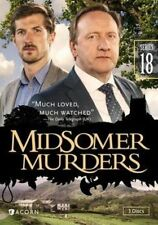 Midsomer Murders Series 18 - Movie DVD