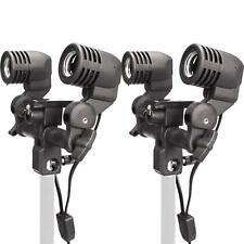 Dual Light Bulb Holder x2 E27 Lamp Flash Photo Studio Umbrella Socket Bracket UK