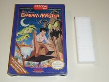 NO GAME - LITTLE NEMO DREAM MASTER NINTENDO NES GAME BOX ONLY - NO GAME