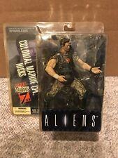 Aliens Colonial Marine Corporal Cpl. Hicks Movie Maniacs Series 7 Figure New