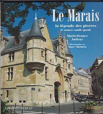 LE MARAIS LA LEGENDE DES PIERRES  M.F. AUFFRAY