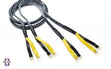 Analysis Plus Oval 9 Speaker Cable (stereo Pair) 8 FT