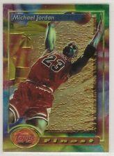 MICHAEL JORDAN 1993/94 TOPPS FINEST SET OF 220 CARDS WEBBER/PENNY RC MASSIVE BV$