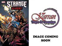 Marvel Comics 2020 Strange Academy #6 Main + Adams Character Var NM 12-09-20